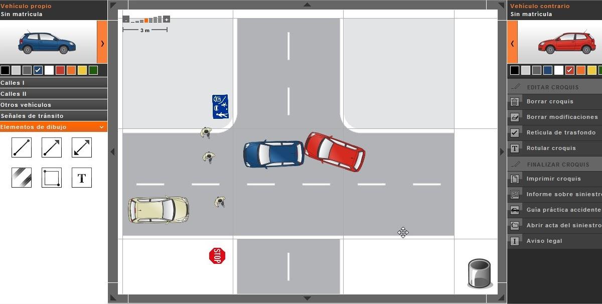 Internet para bobos rellena tus partes de accidentes con for Croquis un libro de arquitectura para dibujar pdf