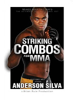 Capa Anderson Silva Striking  Combos For MMA Download Gratis