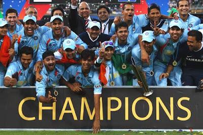 கிரிக்கெட் உலக கோப்பை 2011 வென்றது இந்தியா - வாழ்த்துக்கள்!