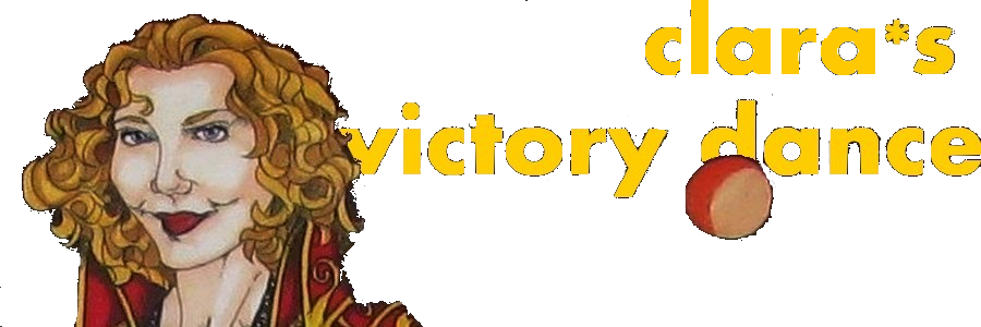 clara*s victory dance