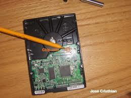 Recuperacion de datos de disco duro dañado