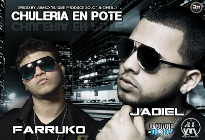 Descargar Farruko Ft Jadiel El Incomparable Chuleria En Pote Download