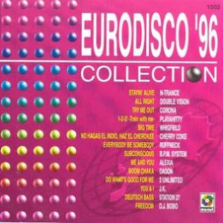 Eurodisco 96 (320 kbps) Gratis