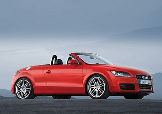 Audi TT Roadster