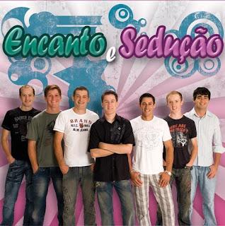 Baixar CD Capa+Cd Banda Encanto e Sedução   Ela (2009)