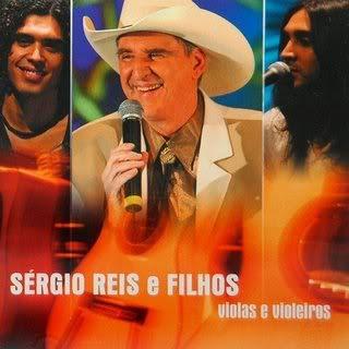 Baixar CD Capa+Cd Sergio Reis   Violas e Violeiros (2009)