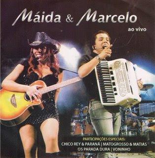 Baixar CD Capa Maida e Marcelo ao vivo (2009)