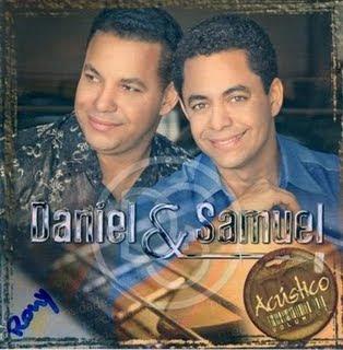 Baixar CD Capa Daniel e Samuel   Acústico (2009) (Gospel)