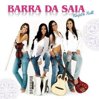 Baixar CD capa Barra da Saia   Roça n Roll
