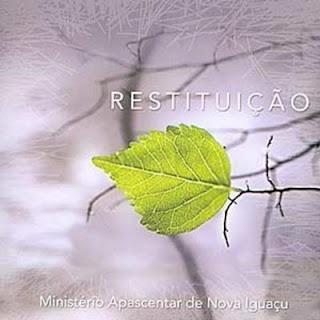 Baixar CD Capa+Cd Toque No Altar   Restituição (2004)