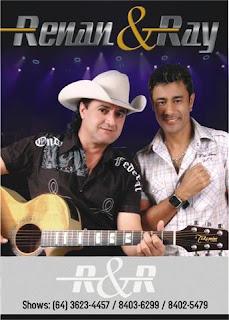 Baixar CD renan+e+Ray Renan e Ray   A força do Amor (2010) MÚSICA NOVA