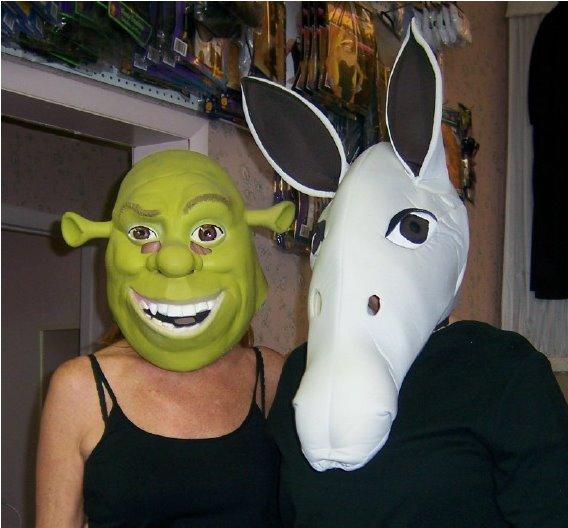 [Shrek+&+Donkey]