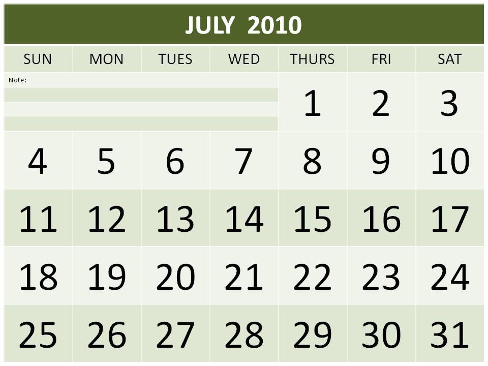 august calendar 2010. 2010-august-monthly-calendar-