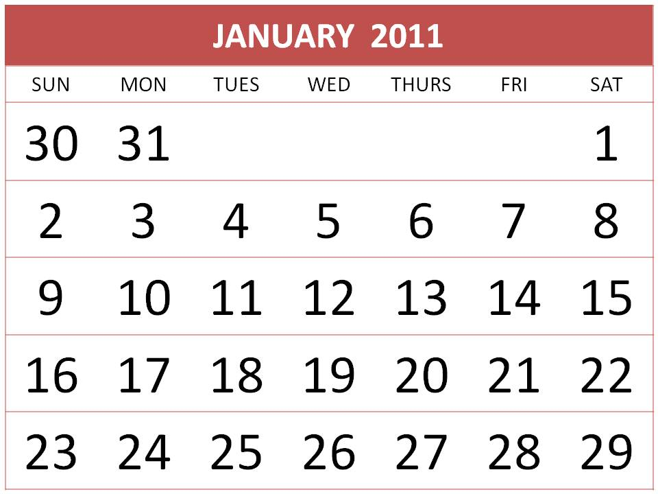 January 2011 Calendar Disney. Disney Printable Calendars