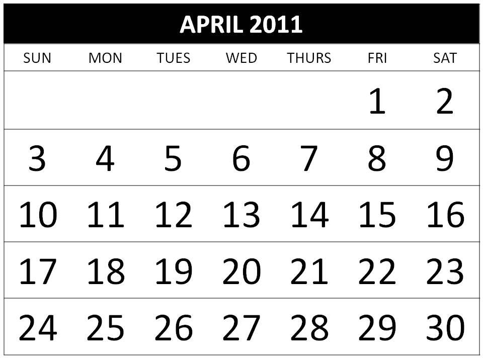 printable calendar 2011 canada. hair calendar 2011 printable.