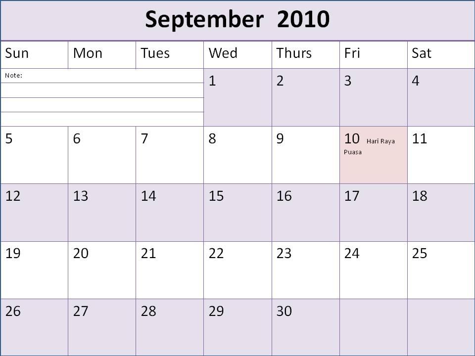 october 2010 calendar printable. printable calendar october