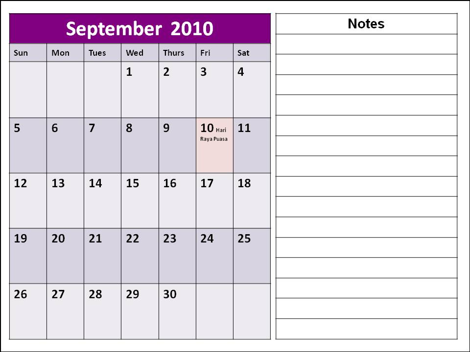 blank september 2011 calendar. september 2011 calendar with holidays. printable calendar 2011