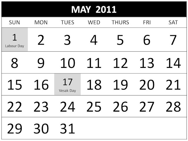 may calendar 2011 images. may calendar 2011 with