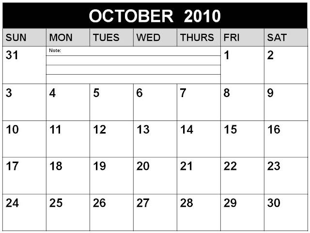 2010 october calendar. http 2010+october+calendar