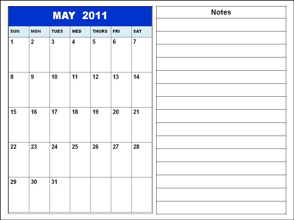 blank calendar 2011 may. Blank+calendar+2011+may