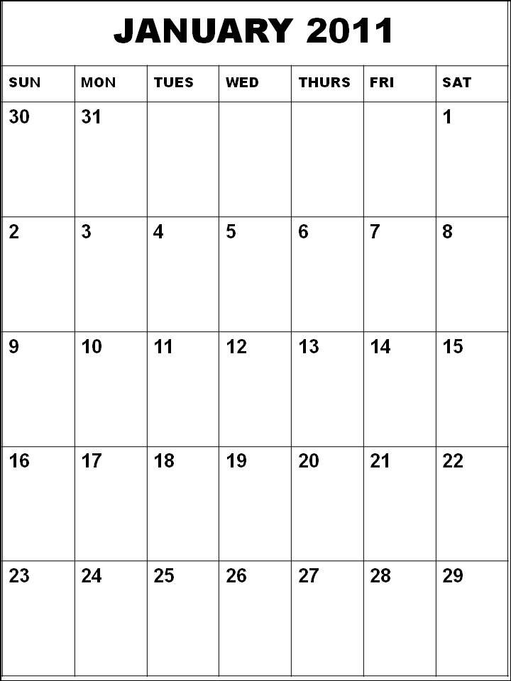printable yearly calendar 2011. calendar 2011 printable yearly