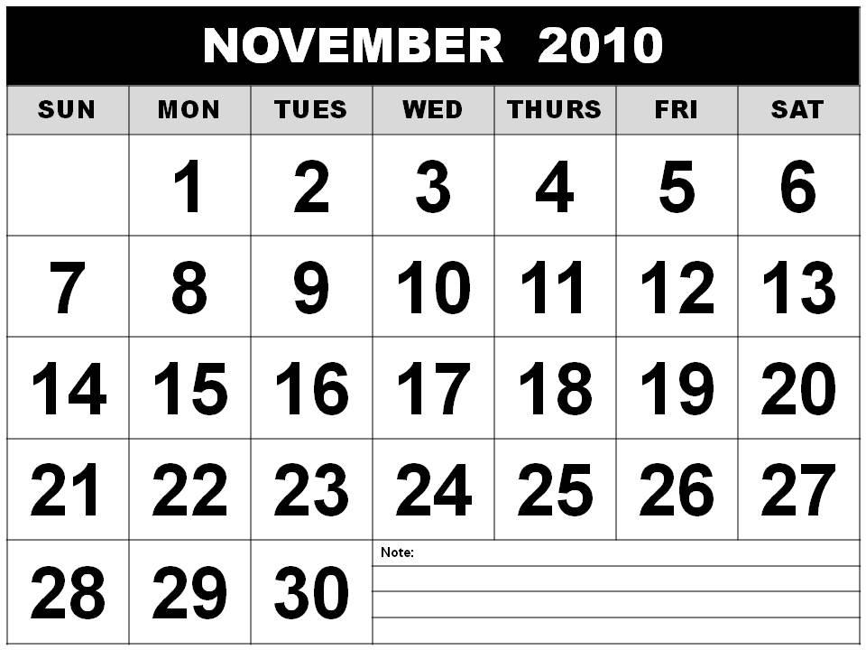 printable november 2010 calendar. November+2010+calendar+
