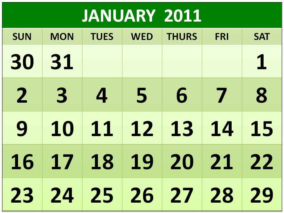 2011 calendar - AOL News Search Results