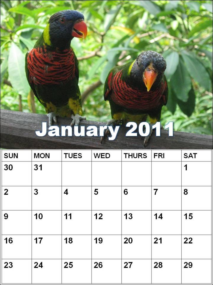 calendar january 2012. blank calendar january