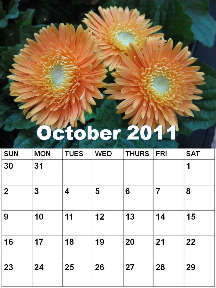 october 2011 calendar with holidays. +october+2011+calendar