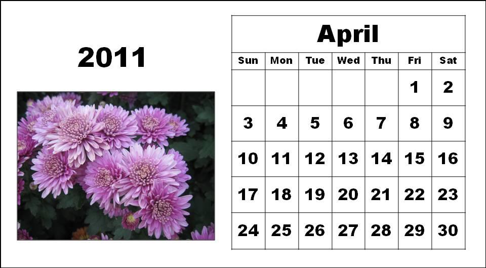 Calendar April Easter : April easter calendar
