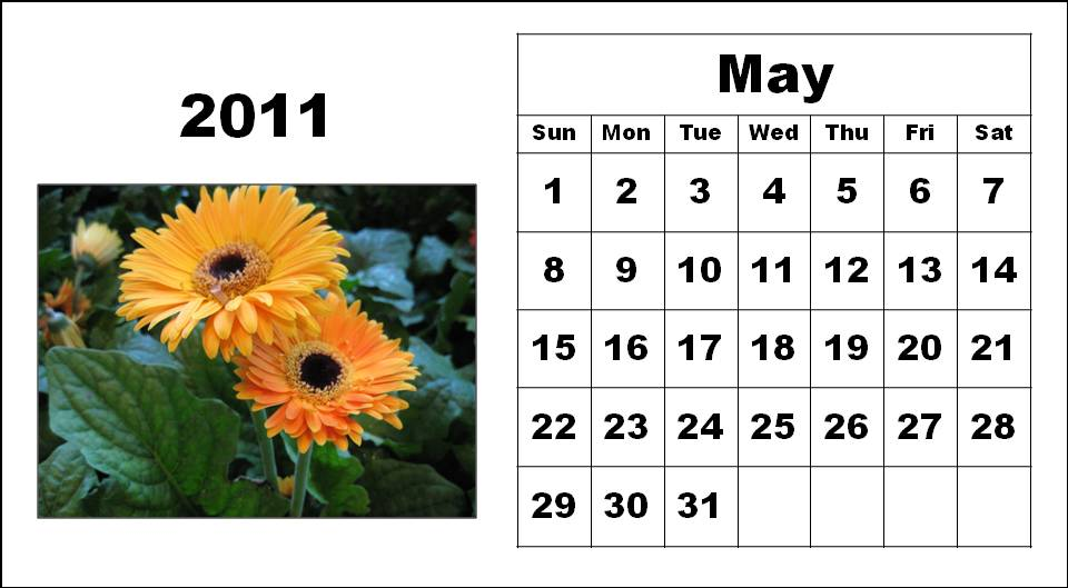 calendar 2011 march april may june. calendar 2011 march april may