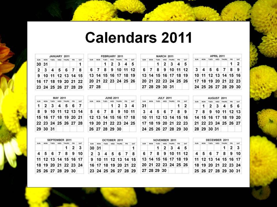 calendar 2011 printable one page. 2011 CALENDAR PRINTABLE ONE