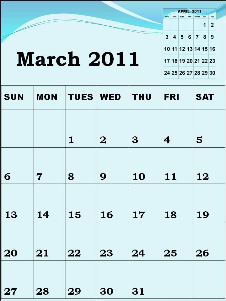 2011 calendar february and march. february 2011 calendar blank.