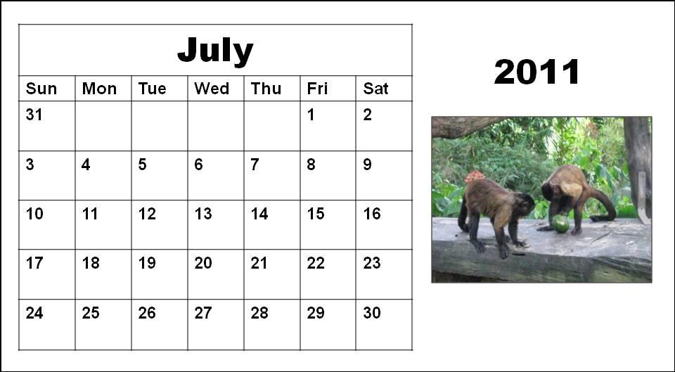 july 2011 blank calendar. July+2011+calendar+picture