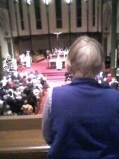 St. Andrew's Christmas Eve Mass