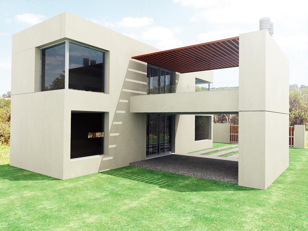 Estudio rom arquitectura residencial cordoba - Estudios de arquitectura en cordoba ...