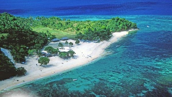 Most Beautiful Places In The World Misibis Bay Raintree Cagraray Island