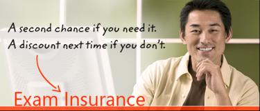 Exam Insurance
