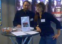 Martin och Petra charmar deltagarna på MSDN