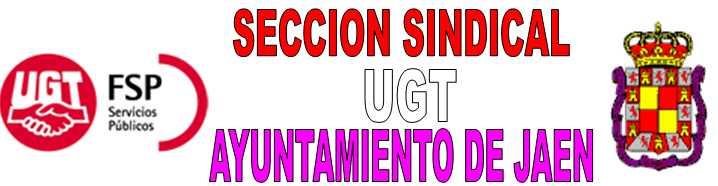 Seccion Sindical UGT Ayto. Jaen