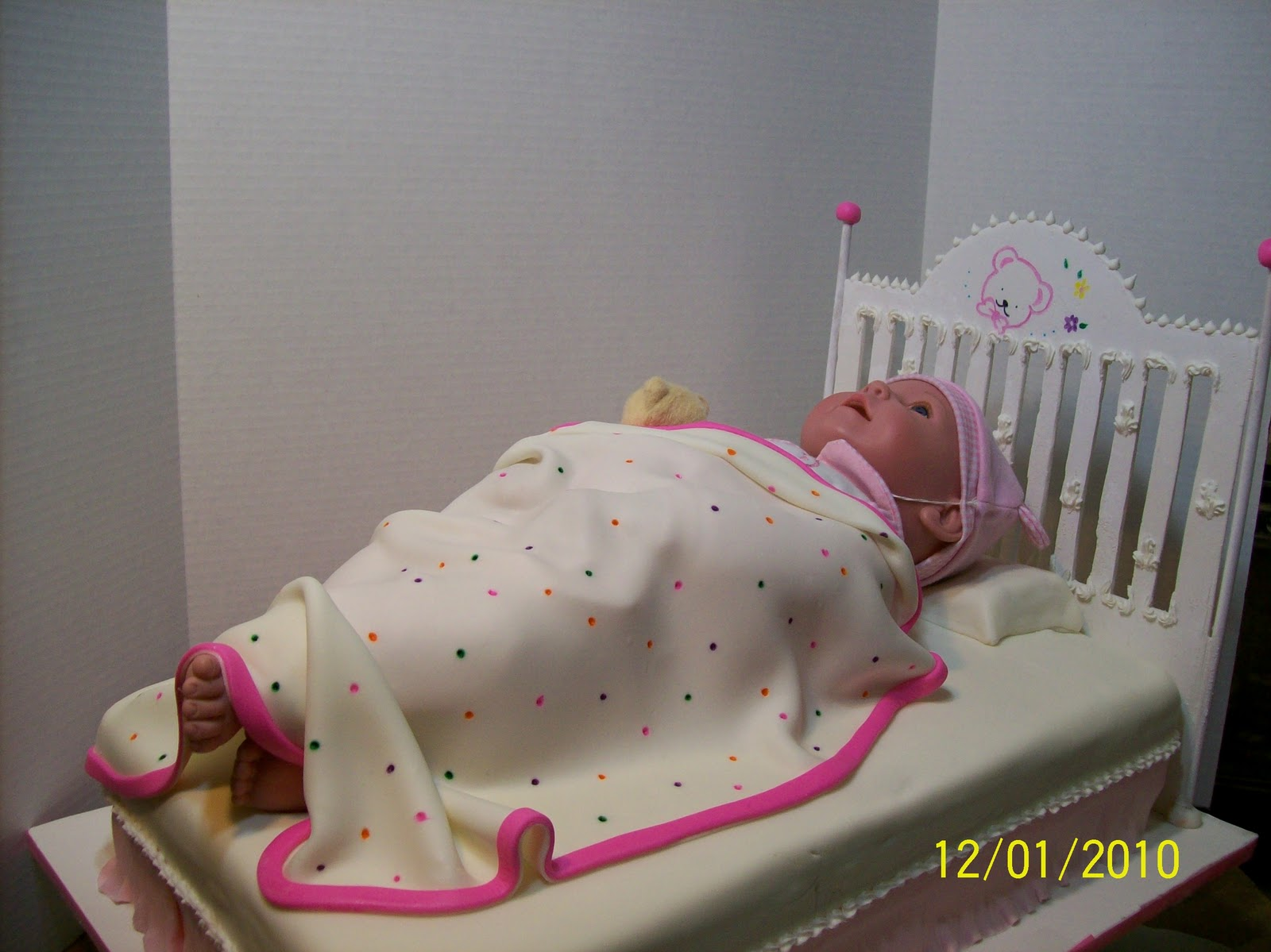 Baby Doll Cake Images : Cakes By Chris: Baby Doll Cake
