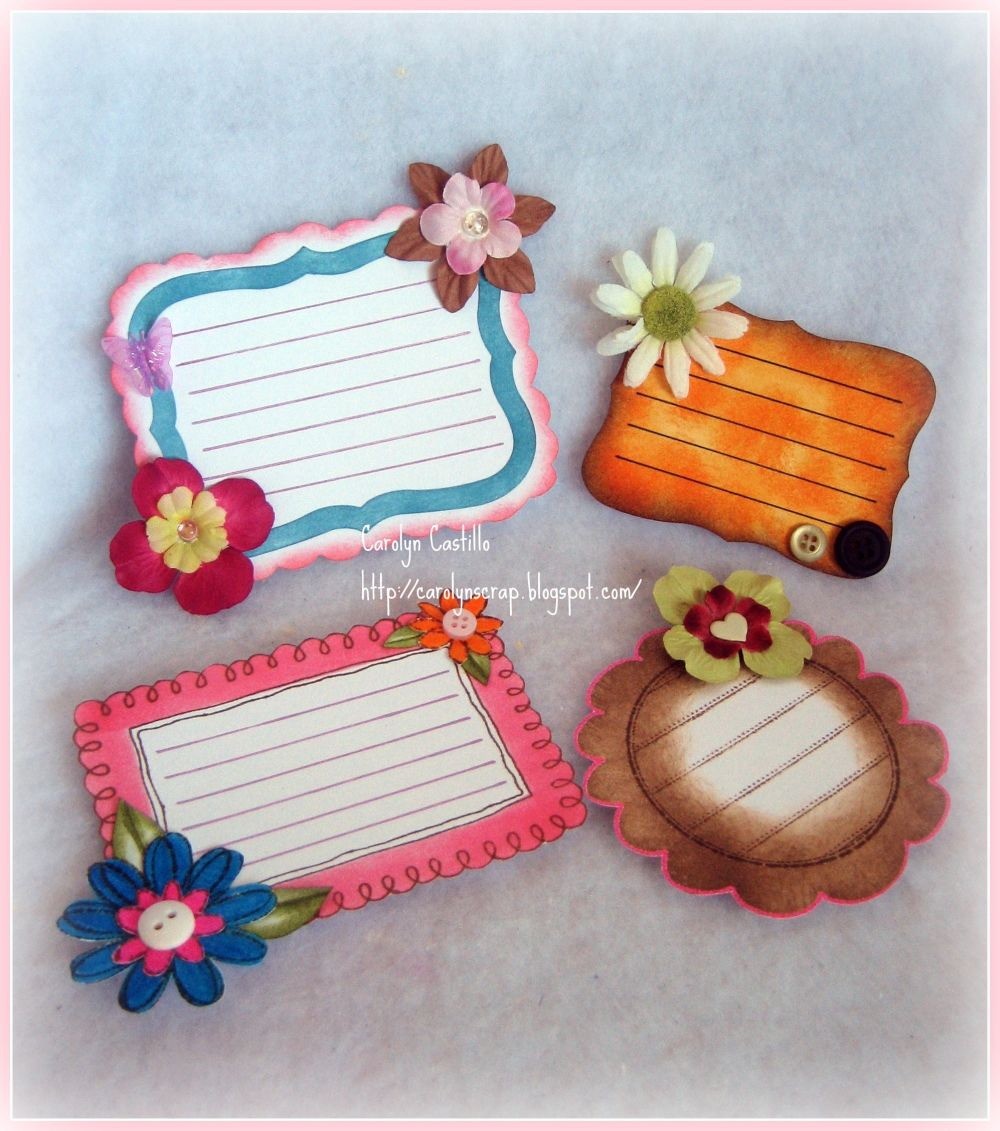 SWEET CARD CLUB Tarjetas Diferentes