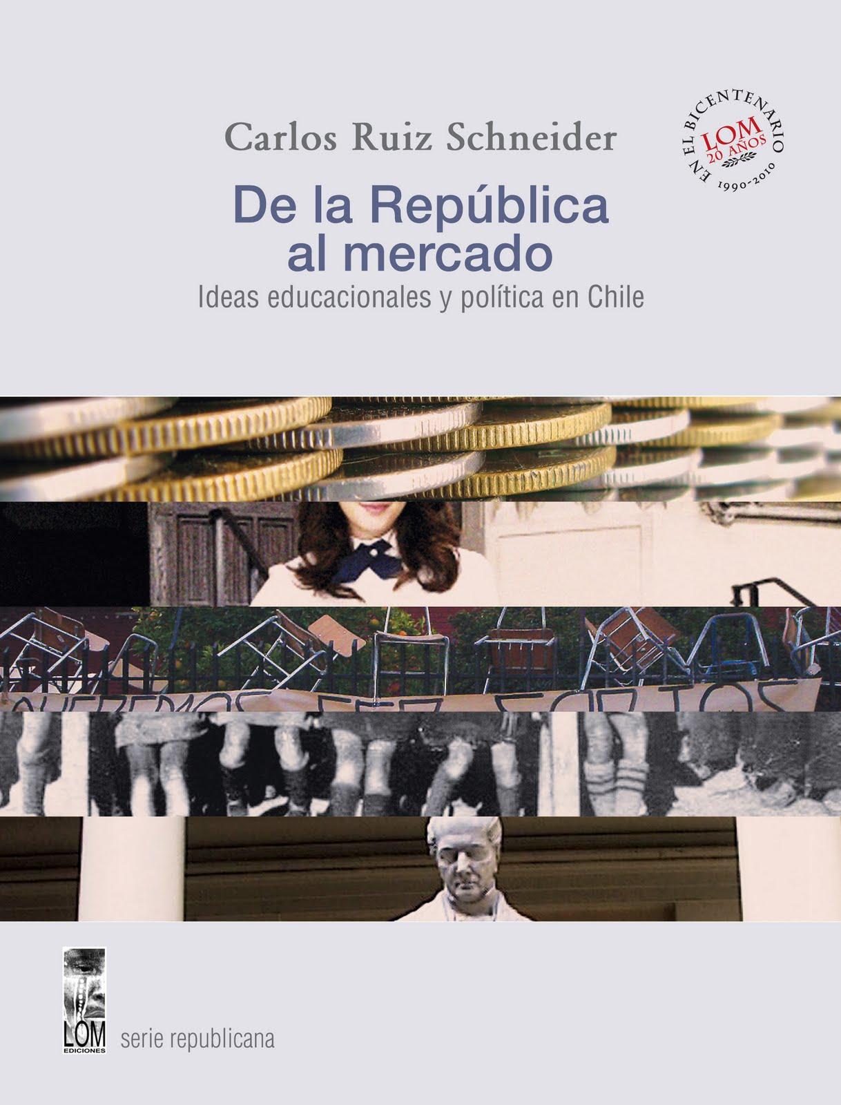Blog de alejandro lavqu n de la rep blica al mercado - Republica de las ideas ...
