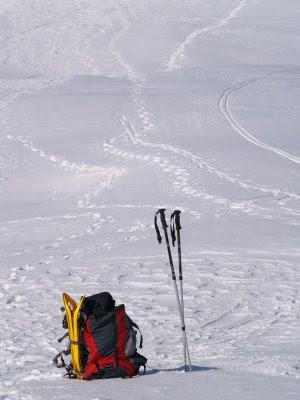 Prati della Burraia in inverno