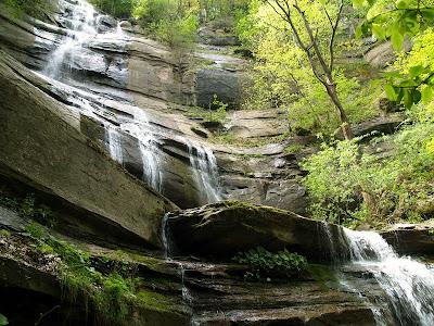 Cascata degli scalandrini