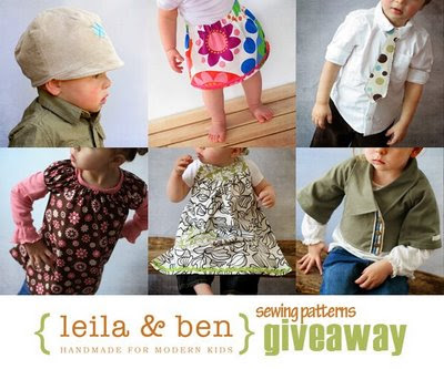 Leila and Ben - Handmade for Modern Kids