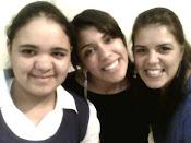 Eu e as minhas filhas!!!!!