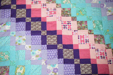 Patchwork tppe