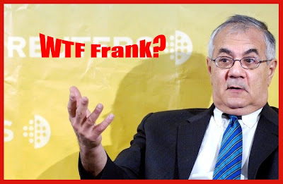 Photo of sour puss Barney Frank, our gay