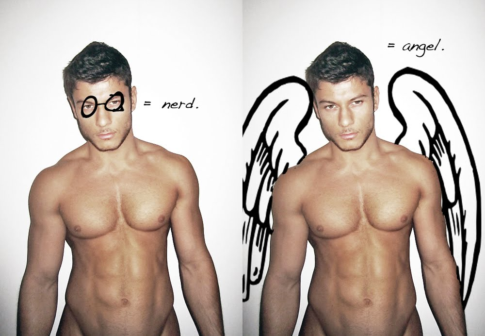 Daniel Garofali Were It In A Quirky And YVY Exclusive Photo Shoot